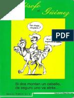 El Filósofo de Guemez, Ramón Durón