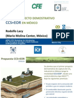 14 LACY Primer Proyecto Demostrativo CO2 EOR Junio 2012 APC