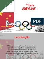 Tibete trabalho sociologia