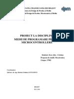 MPMC -Proiect -