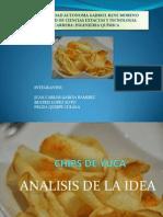 CHIPS DE YUCA 2