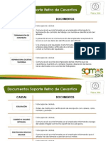Documentos Retiro Cesantias