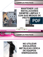 PRESENTACIÓRIESGO ELECTRICO3
