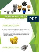 Barrenas - Expo - Equipo7 - 6b