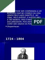 Immanuel Kant(1724 1804) Organizado 2