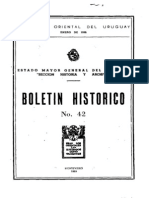 035 Boletín Histórico Nº 042 - Año 1950