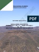 Informe Geolgico Distrito Infiernillo 2008_pub