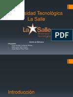 Universidad Tecnológica La Salle-programa de biblioteca