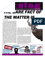 The Stag - Issue 1