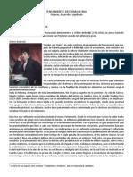 Pensamiento Reformacional - Desarrollo y Significado