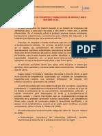 Perfil Didáctico de Docentes y Resolución