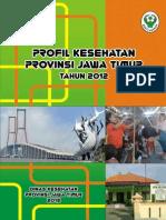 15 Profil Kes.prov.JawaTimur 2012