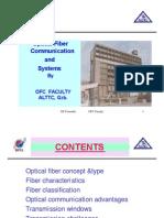 Optical Fiber Systems