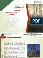 Optimizacion de Transporte de Energía Electrica