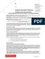 participant information statement olga tennison