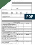 Check List Para Manual de Boas Práticas