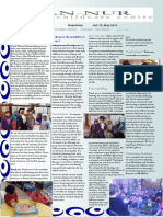 Newsletter Term1 2014