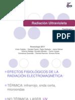 RadiaciAn Ultravioleta ppt