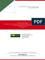 Evaluacion, Constructivismo y Metacognicion. Aproximaciones Teorico-practicas