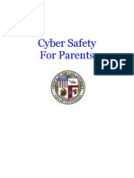 Internet Safety Handout for ICAN