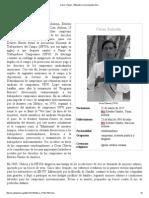 César Chávez - Wikipedia, La Enciclopedia Libre