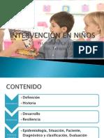 Intervención en Niños