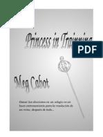 El Diario de La Princesa - 6 Princesa en Entrenamiento