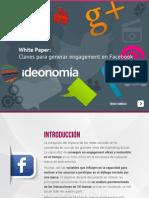 Claves Para Generar Engagement en Facebook