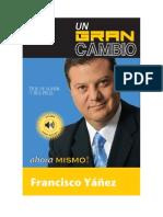 Fco Yáñez - Un Gran Cambio