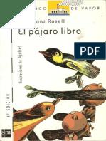 El Pájaro Libro - Joel Franz Rosell