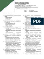 Soal Ujian Ips Viii (Genap)