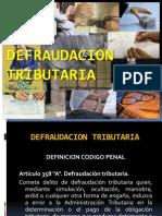 Defraudacion Tributaria Expo