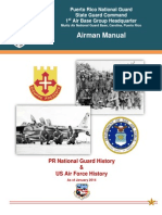 PRNG & USAF History (1ABG Airman Manual Chapter 2)