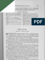City Profile Bakersfield California 1924 by Edw. A. Kelly Realtor