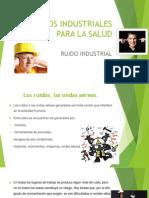 Riesgos Industriales Para La Salud (Ruido Industrial) Exposicion