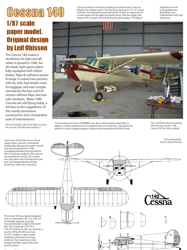 Awesome Cessna 140 Airplane Landing Gear Wiring Digital Resources Remcakbiperorg