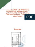 Simbologia de Projetos-nbr 6492