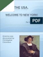 Презентация Нью Йорк