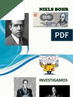 Niels Bohr -Investigamos