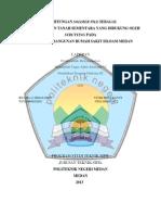 Perhitungan Soldier Pile Sebagai DindingPenahan Tanah Sementara Yang Didukung Oleh Strutting Pada Proyek Pembangunan Rumah Sakit Siloam Medan (02-SI-TA-2013).pdf
