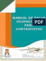 Manual Salud Ocupacional Contratistas