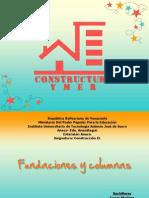 Fundaciones y Columnas