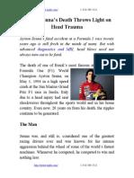 Ayrton Senna's Death Throws Light on Head Trauma