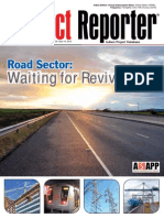 Project Reporter April 2014