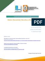 CiberSociedad CiberCultura y CiberPedagogía
