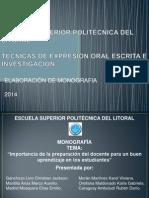MONOGRAFIA 2014