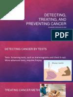health prevent cancer
