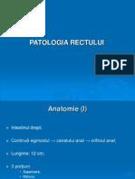 Curs Patologia Rectului