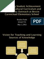 school case study - presentation