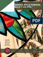 Asociacion Exterior XXI - Cuba Artesania en La Habana Lo Bello Y Lo Util